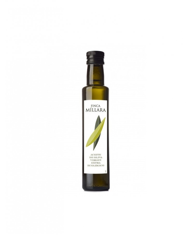 Aceite de oliva virgen extra ecológico Finca Míllara 500 ml
